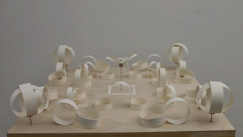 4-3-2-dimensional Square Garden