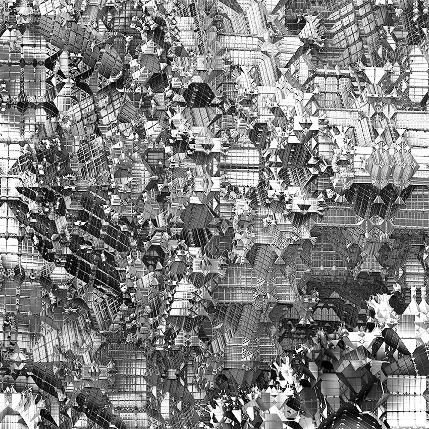 octacity [on:] 2019 100 x 100 cm