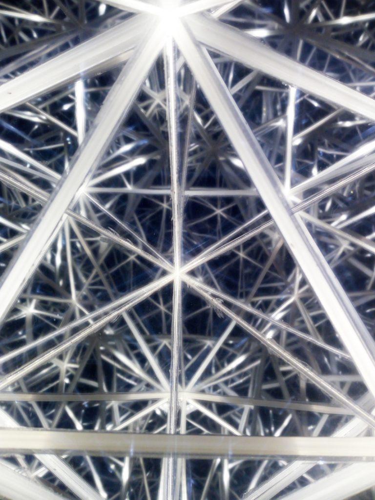 Tetra- Oktaeder-Struktur